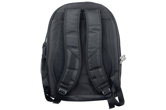 Zildjian  Backpack, black, white logo, for laptops