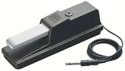 Roland  DP-8 Damper Sustain Pedal für E Klaviertastatur