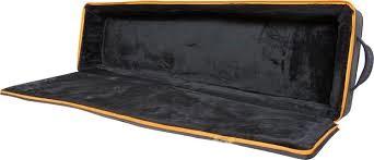 Roland  CB-G88L Tasche mit Rollen für die Bühnen Klavier 88 Tasten-Tastatur Tasche Gold-Serie