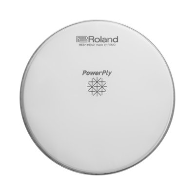 "Roland  MH2-16 meshhead dubbellaags gaasvel Powerplay 16"""