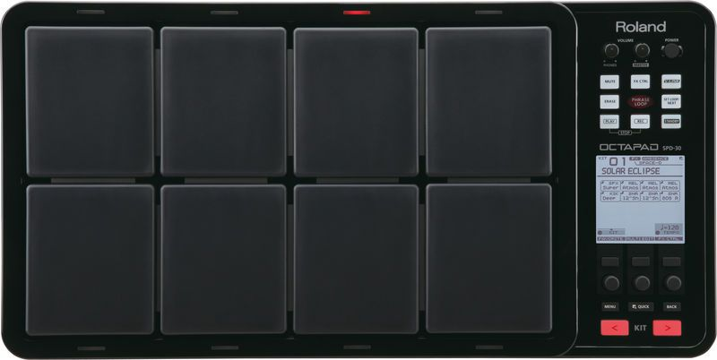 Roland roland SPD-30-BK octapad v2 multipad spd30BK