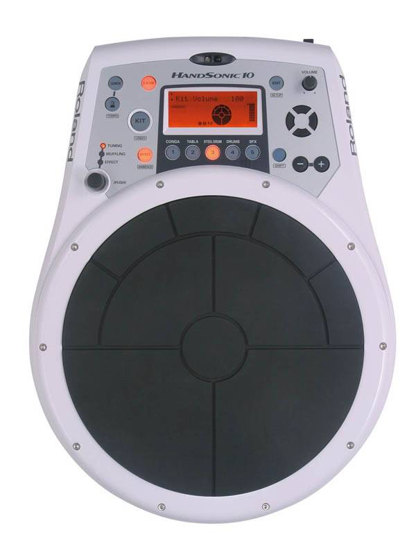 Roland Roland HPD10 multi percussion pad - Winkelmodel