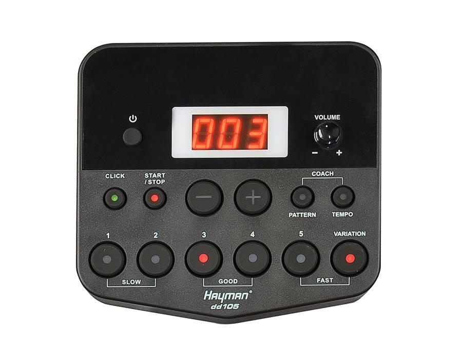 Hayman n DD-105 elektronisch drumstel