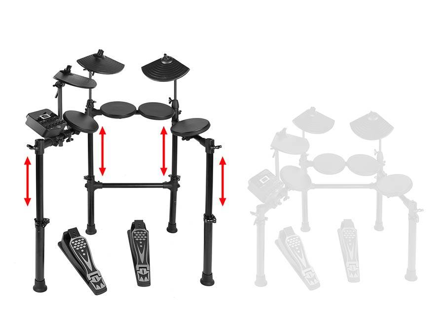 Hayman n DD-105 E-Drum-Kit