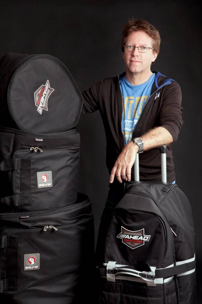 """Ahead A Armor cases AR1822 bassdrum bag 22 x 18"""""""