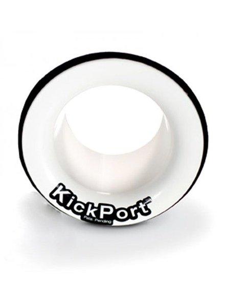 Kickport Kickport KP2_WH weiß Dämpferregelung Bass Booster