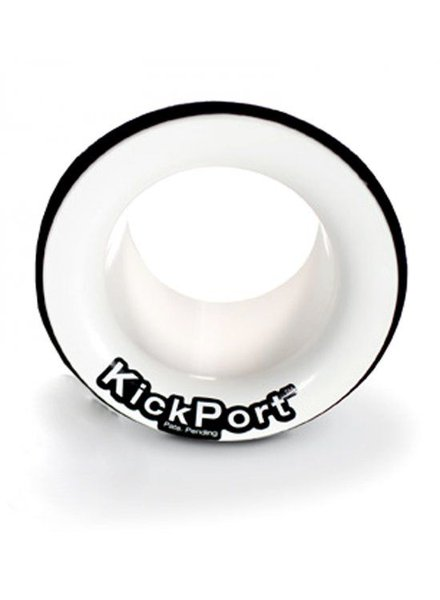Kickport KP2_WH white damping control bass booster