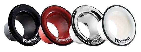 Kickport  KP2_BL schwarz Dämpfungsregelung Bass Booster