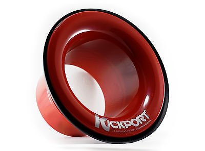 Kickport  KP2_R RED Dämpfungsregelung Bass Booster