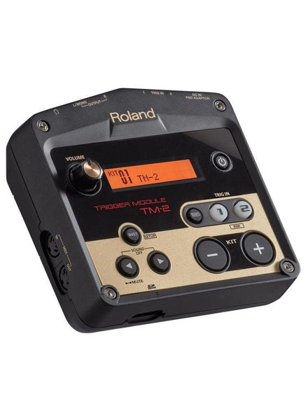 Roland TM 2 Drum-Trigger-Modul Hybridmodul TM2