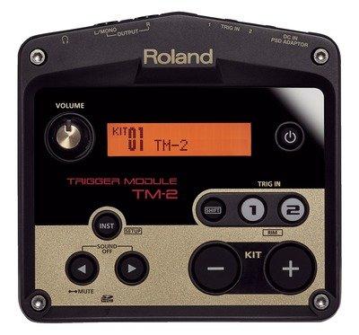 Roland  TM-2 drummodule Hybrid triggermodule TM2