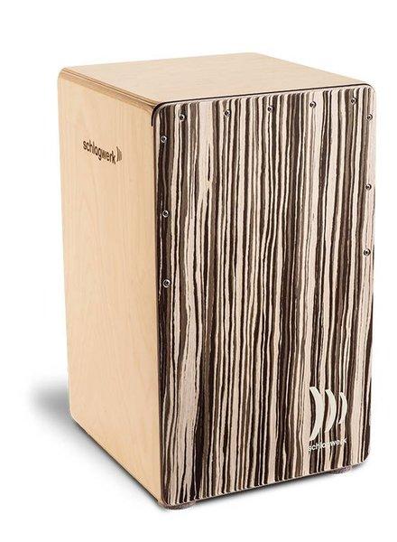 Schlagwerk Schlagwerk Cajon CP409ST 2inOne Barista Soft Touch