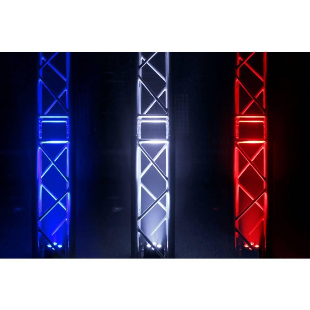 Beamz  BAC404 Aluminum LED Spot 4x 18W 6-in-1 LEDs