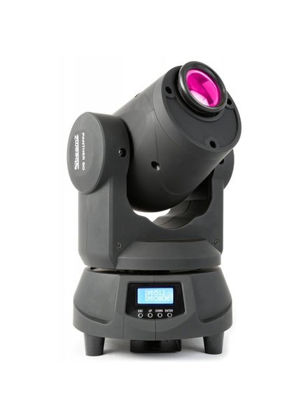 Beamz Professionelle Panther 50 LED Spot Moving Head Demo-Modell