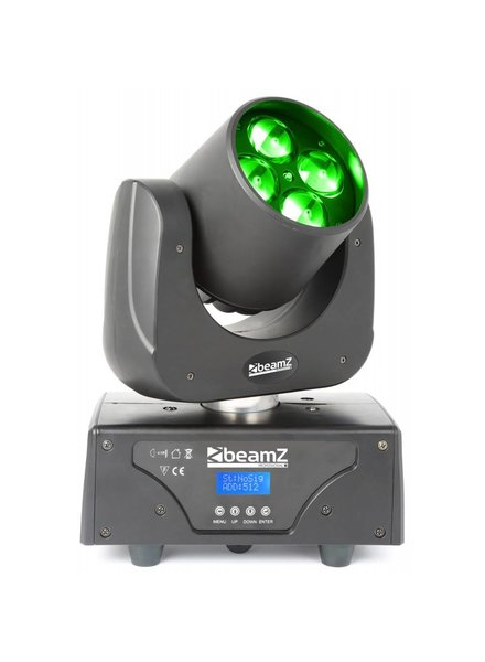Beamz Professional Razor500 Moving Head with rotating lenses demo model