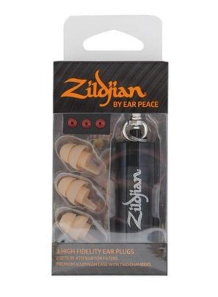 Zildjian HD earplugs Licht (Paar) ZIZPLUGSL