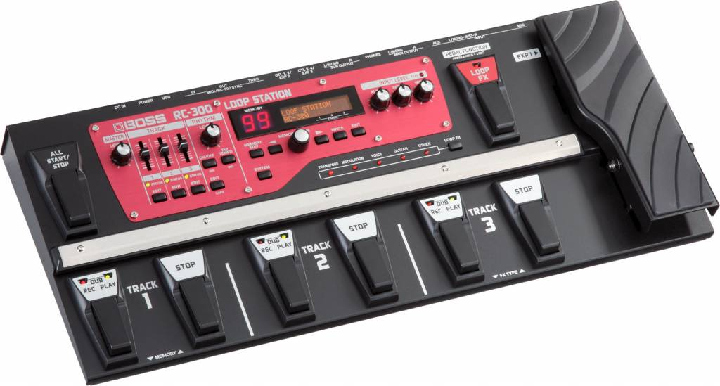 Roland   RC-300 loop station loopmachine RC300