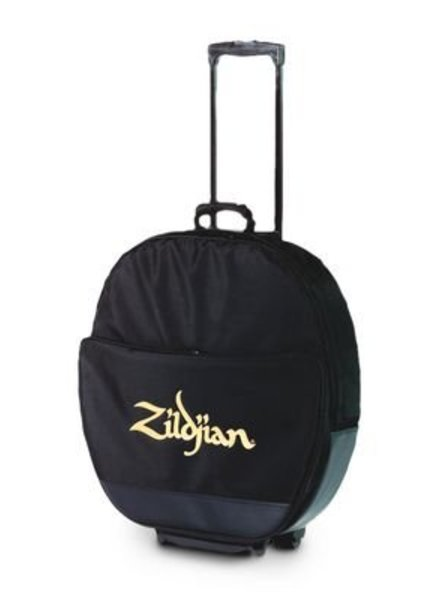 """Zildjian 22 """"cymbal trolley Luxury black ZIP0650"""