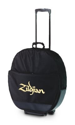 "Zildjian  22 ""Cymbal Trolley Deluxe schwarz ZIP0650"
