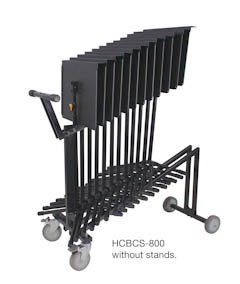 Hercules stands  HCBSC800 lectern transport cart