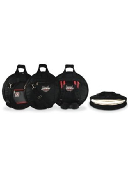 "Ahead Armor Cases AR6023RS 24"" cymbal Silo cymbal bag case"