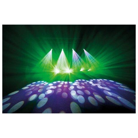 Showtec  Phantom 50 led spot 40187 winkelmodel Bstock