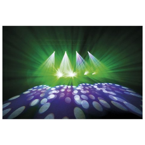 Showtec  Phantom 50 LED Spot 40187 Bstock winkelmodel