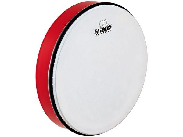 "Meinl NINO handtrom NINO6R abs handtrommel 12"" rood incl. Stokje"