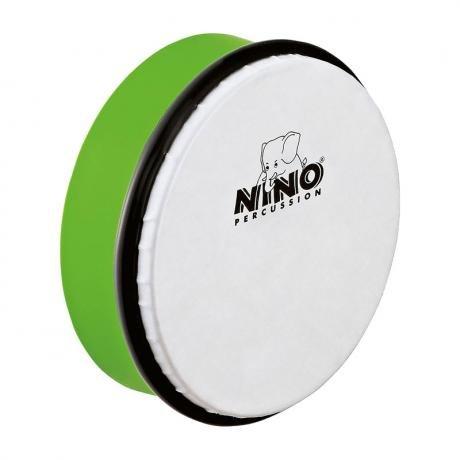 "Meinl NINO handtrom NINO5GG abs handtrommel 10"" groen incl. Stokje"