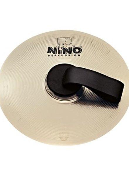 "Meinl Nino Percussion NINO NINO-NS305 BECKEN 12 ""NICKEL SILVER"