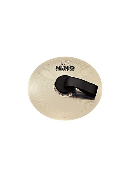 "Meinl Nino Percussion NINO NINO-NS305 CYMBAL 12 ""NICKEL SILVER"