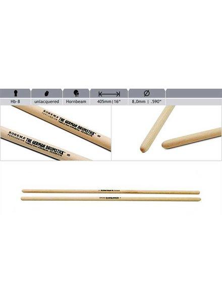 Rohema Rhythm Sticks 61391/1 Buche HB8 Timbale