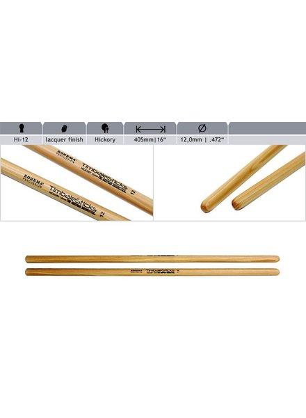 Rohema Rohema Rhythm Sticks Hickory 61393/2 Hi12 Timbale