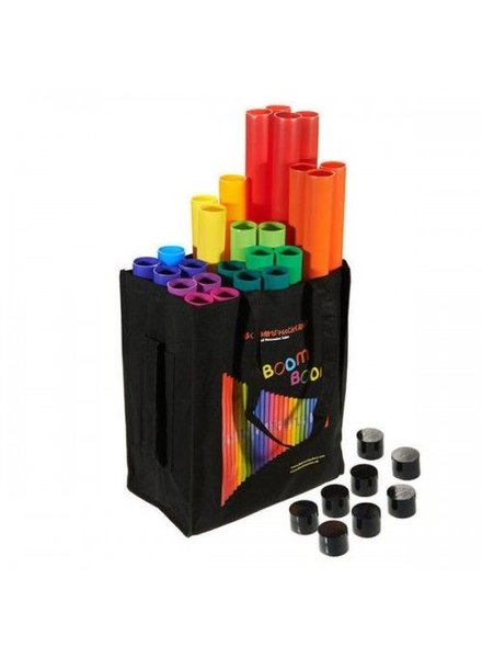 Boomwhackers Boomwhackers BW Set MG-1 Move & Groove Bag
