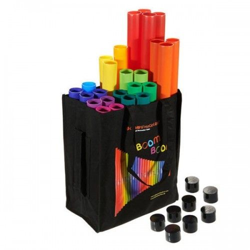 Boomwhackers MG-1 BW Set Move & Groove Bag