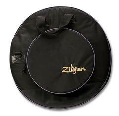 """Zildjian  Premiumtas für 24 """"- Becken, schwarz ZIZCB24P CB24P"""