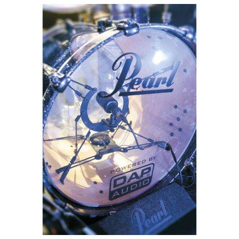 DAP audio pro DAP Audio DM-55 Kick Drum Mic D1357