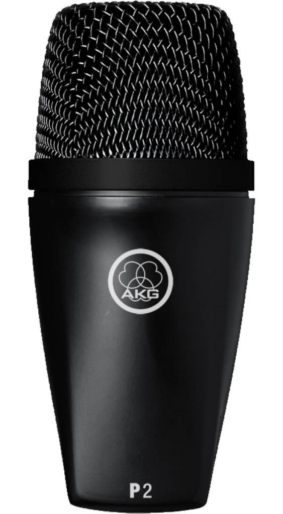 AKG  P2 kick drum bass drum microphone