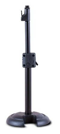 Hercules stands MS-100B  Stands Mic Stand Short Round Base