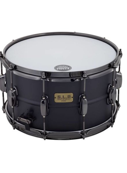 Tama LST148 S Sound Lab Snare Drum 8 x 14 Flat Black