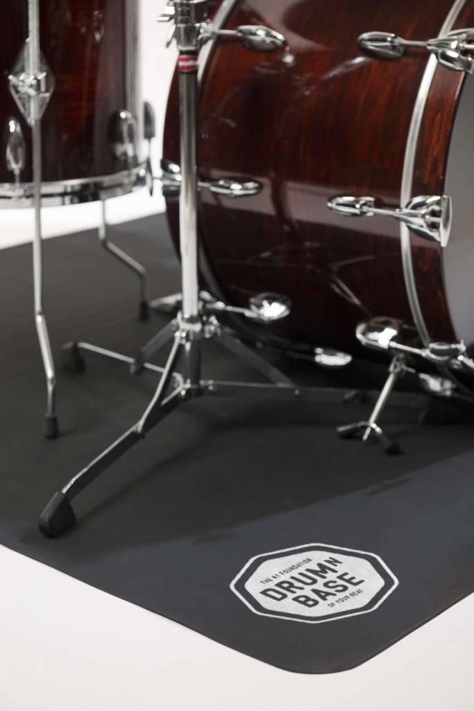 Drum n Base Drum n Base drummat Rubber
