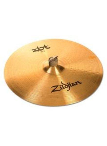 "Zildjian Crash, ZBT, 17"", traditional"