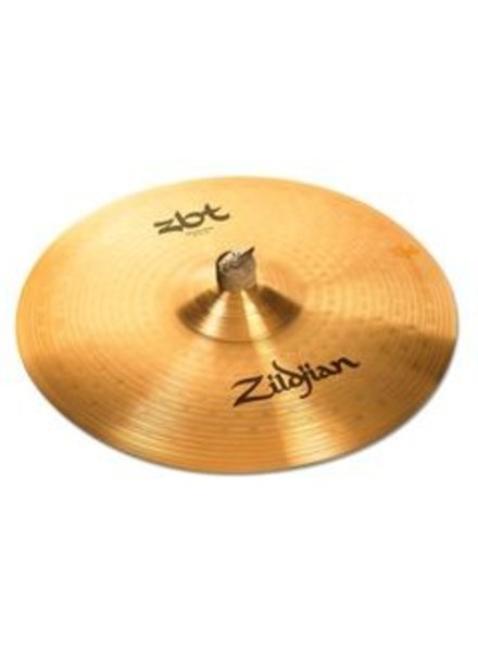 "Zildjian Ride, ZBT, 18"", Crash Ride, traditional"