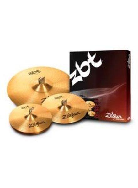 Zildjian Cymbal set, ZBT, Starter Cymbal Pack, 13H/14Cr/18CrR