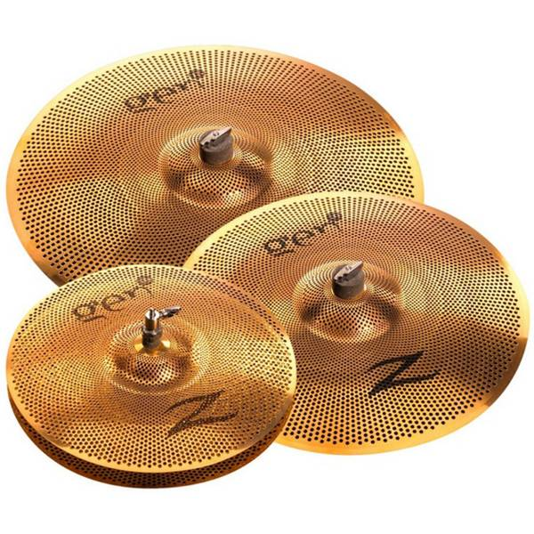 Zildjian  Gen16 Buffed Bronze Set G16BS2DS ZIG16BS2DS