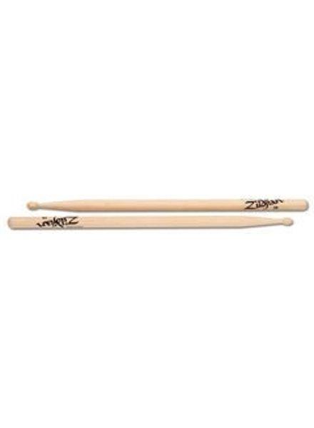 Zildjian 2BWN drumstokken 2B hickory