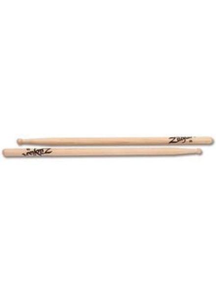 Zildjian 3AWN drumstokken 3A Hickory Wood Tip-serie 3AWN