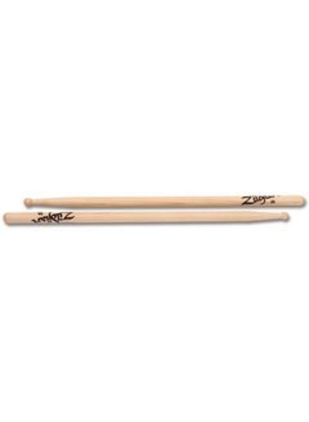 Zildjian Drumsticks, Hickory Wood Tip series, 3A, natural