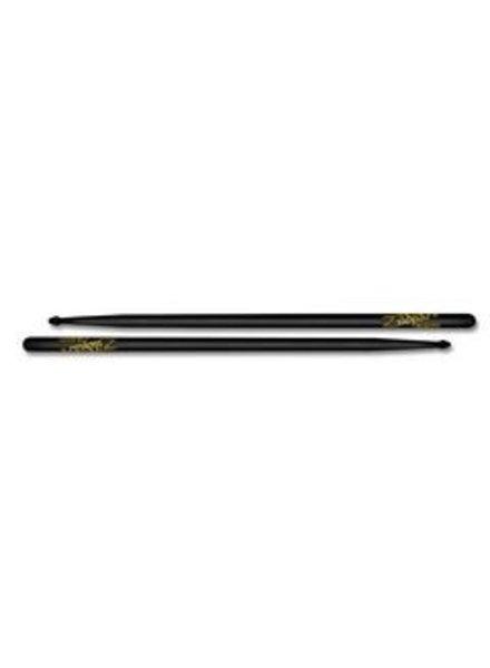 Zildjian ZILDJIAN Trommelstöcke Acorn 5A Hickory Wood Tip-Serie schwarz 5ACB ZI5ACB