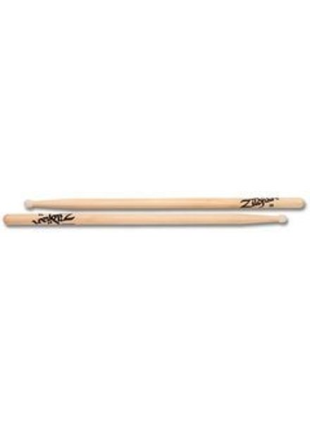 Zildjian Drumsticks, Hickory Nylon Tip series, 3A, natural
